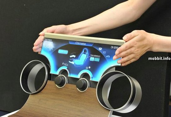 Free-Form Display