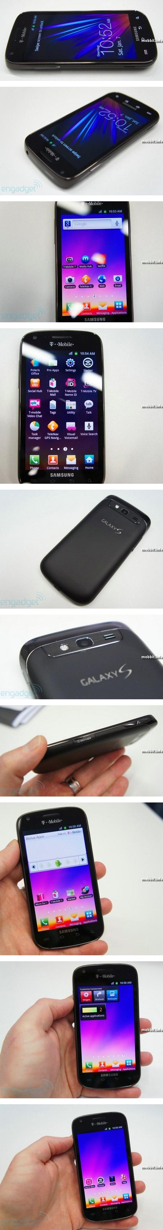Samsung Galaxy Blaze S 4G