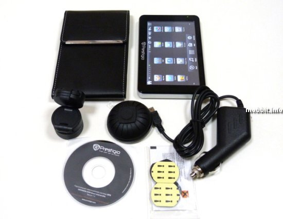 Prestigio GeoVision GV5500 Smart Android