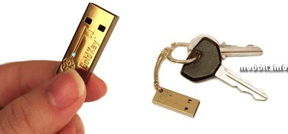 GoldKey USB