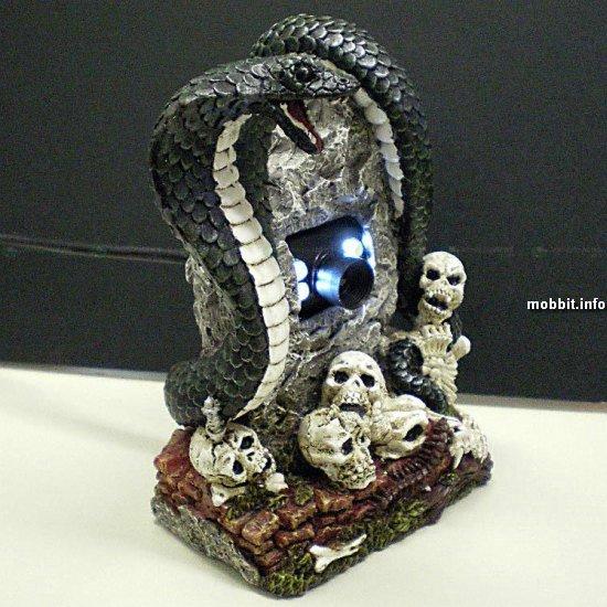 Goth Web-cam