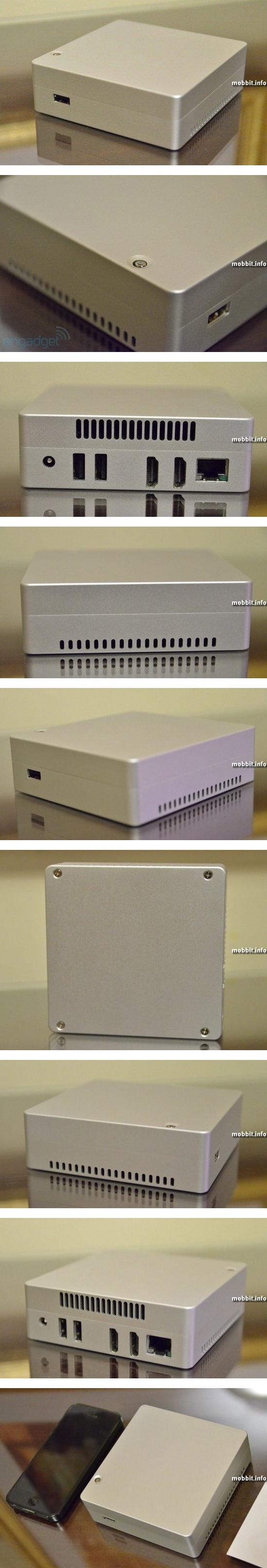 Крошечный, но мощный десктоп от Gigabyte