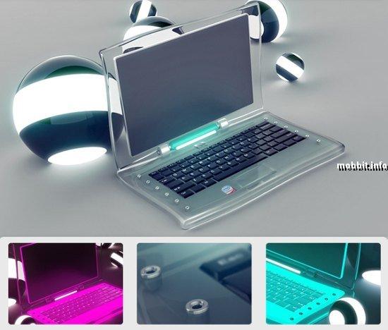 концептуальные женские ноутбуки