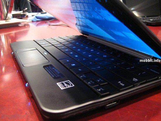 Нетбуки HP Mini 1000