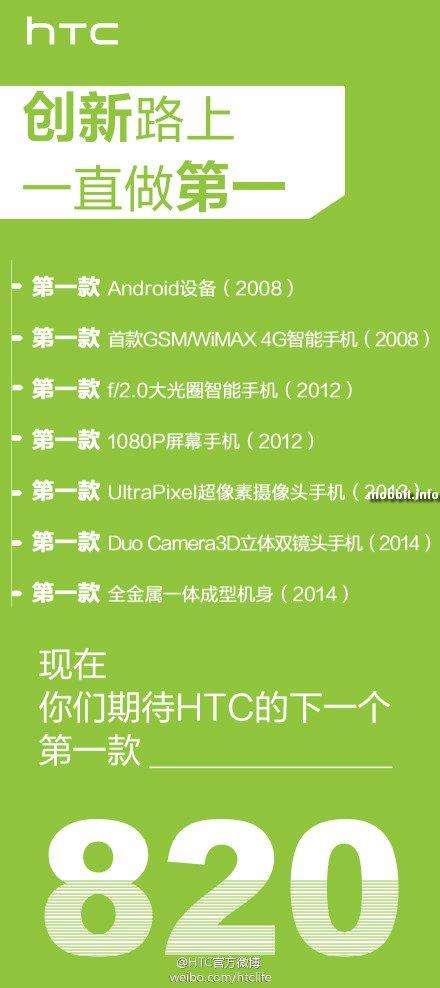Первый в мире 64-битный Android-смартфон от HTC