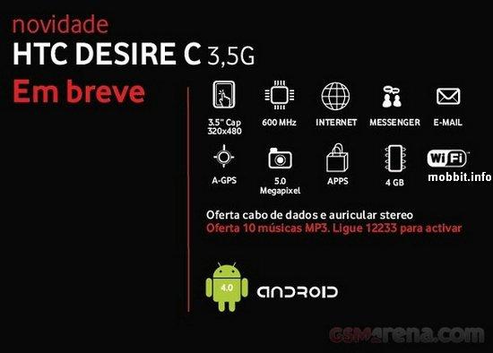 Desire C