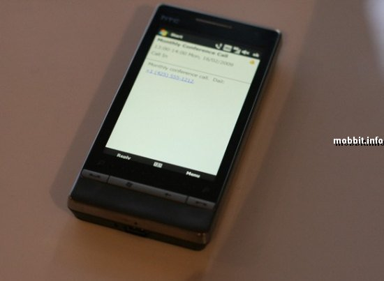 HTC Touch Diamond2