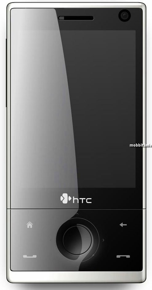белый HTC Touch Diamond