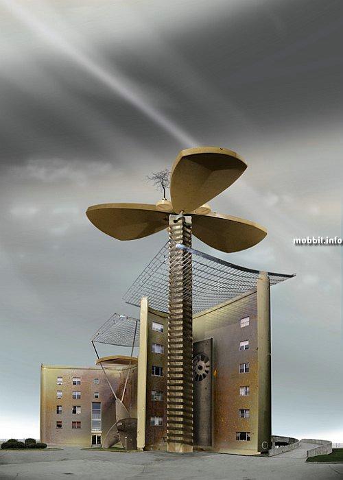 Habitat Machines
