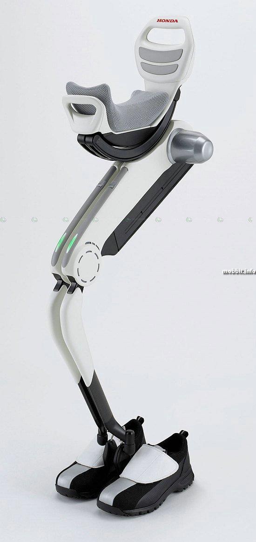 робо-ноги от компании Honda