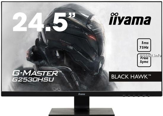 Iiyama new monitors