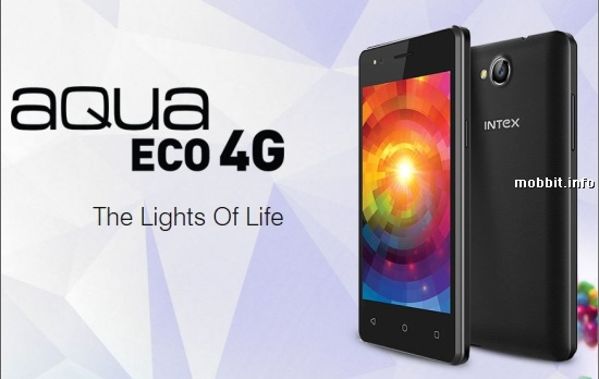 Intex Aqua Eco 4G
