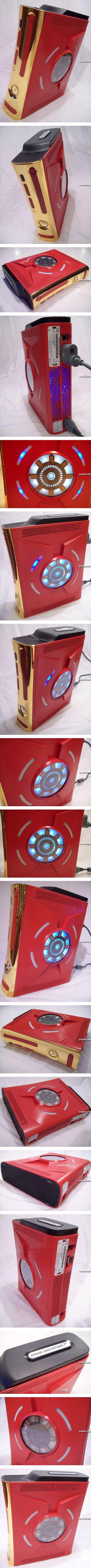 Xbox 360 для Железного человека