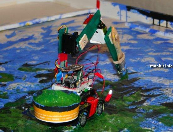 Робот-художник
