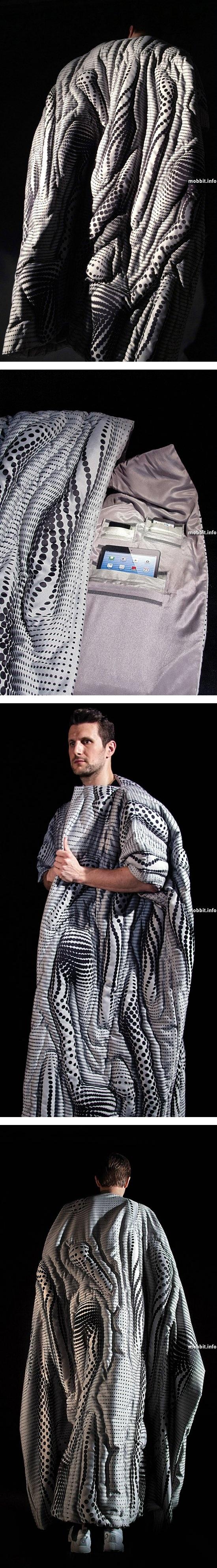 CHBL Jammer Coat