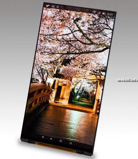 Дисплей для смартфонов с плотностью пикселей 543 ppi от Japan Display