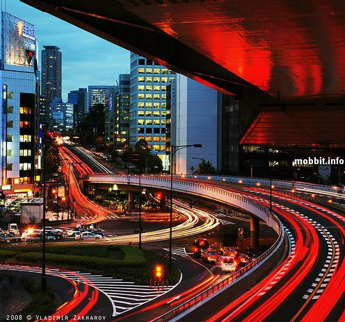 Японские транспортные развязки