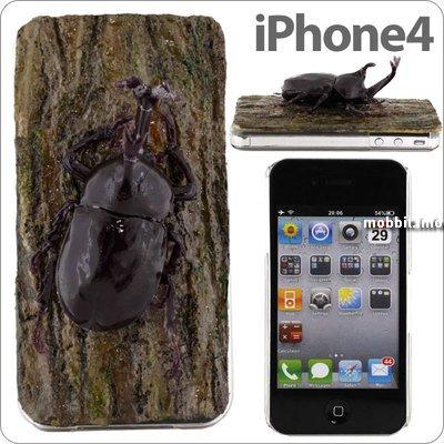 Самый необычный чехол для iPhone 4