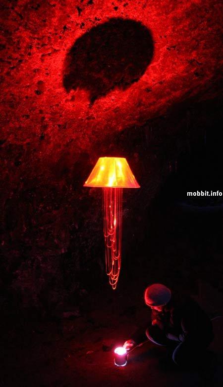 лампа-медуза