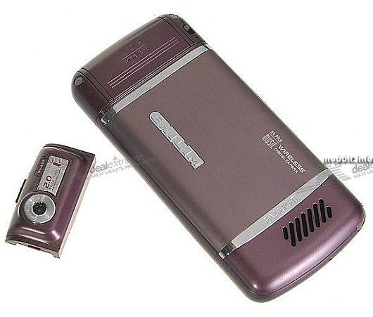 Телефон со съемной скрытой камерой
