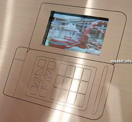 3D-дисплей для мобильных телефонов