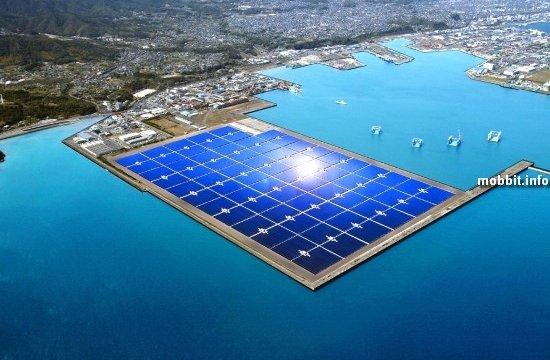 Солнечная электростанция мощностью 70 МВт для Японии