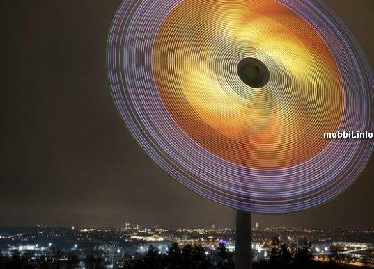 Елочная LED-звезда