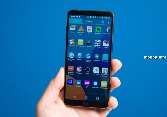 LG G6 mini