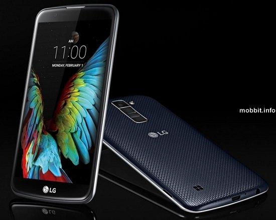 LG K10 и K7