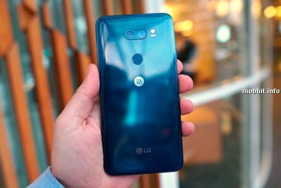 LG V30S и V30S+