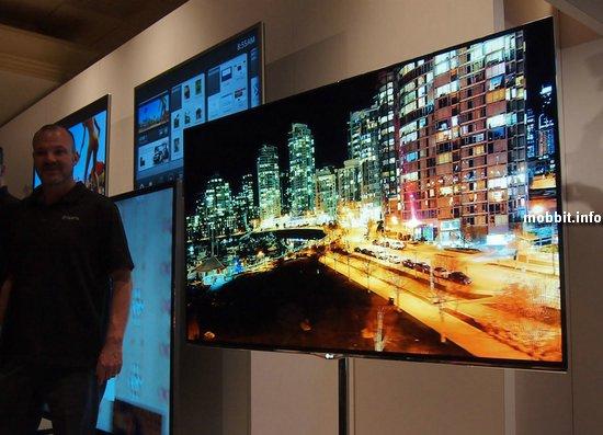 Самый большой, легкий и тонкий 3D-телевизор на OLED-матрице