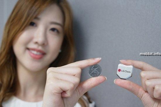 Первый в мире шестиугольный аккумулятор от LG