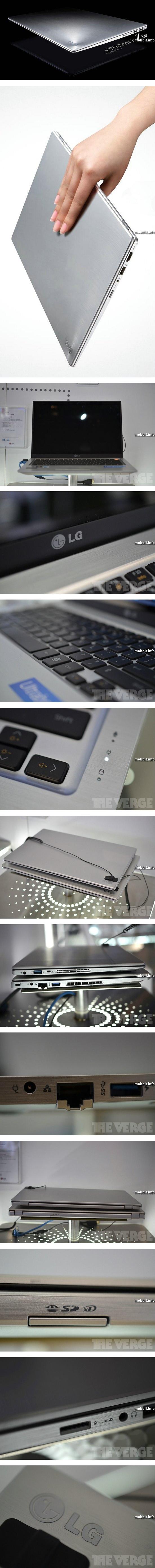 LG Z330 и LG Z430