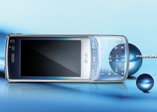 Слайдер LG GD900