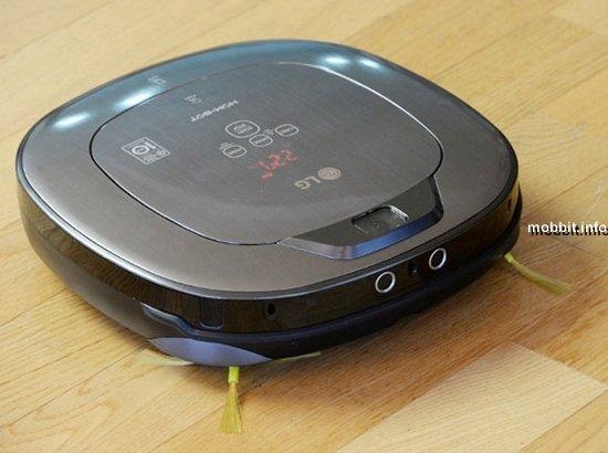 LG CordZero HOM-BOT Turbo+