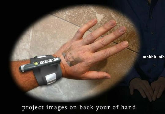 LG Projector-Concept