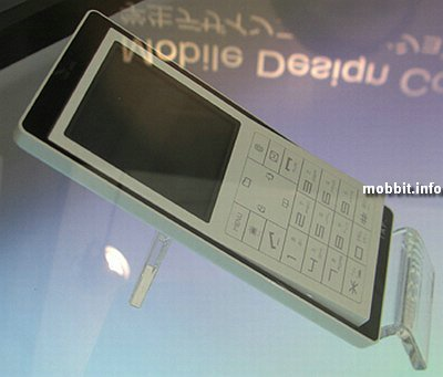 концептуальные телефоны от LG