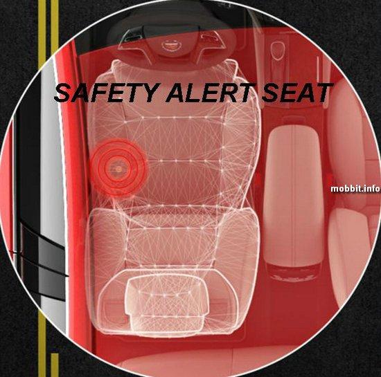 Safety Alert Seat