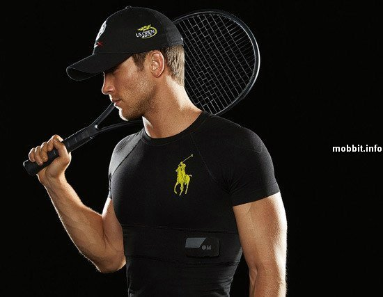«Умная» футболка Ralph Lauren