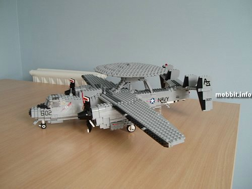 Lego-planes