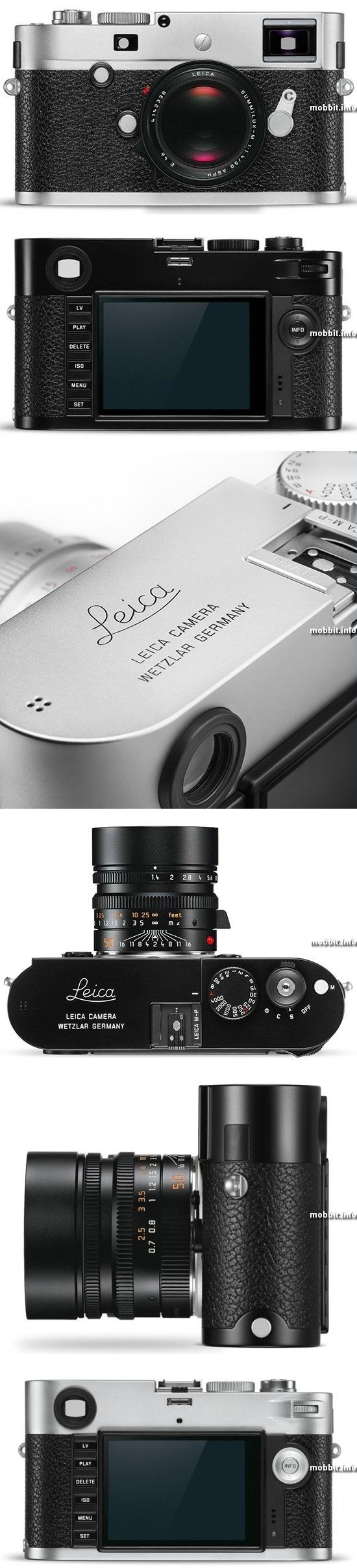 Leica M-P 240
