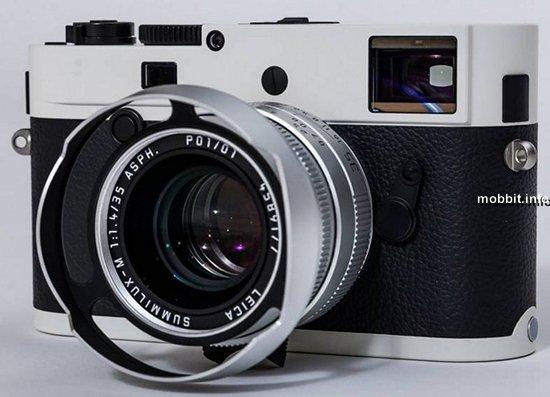 Leica M-P Panda