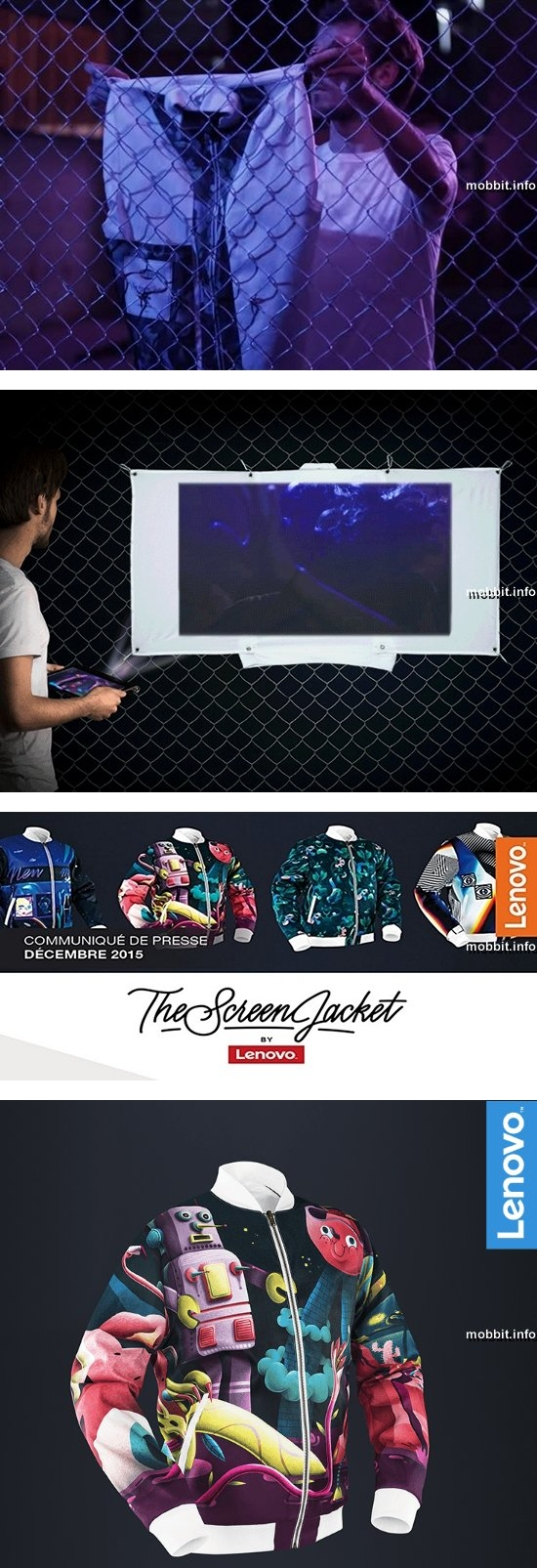 Lenovo Screen Jacket