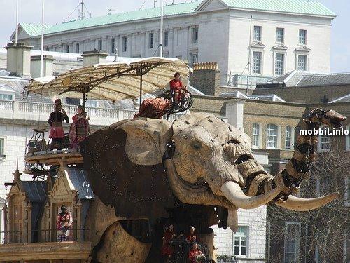 Les Machines de l'ile de Nantes