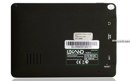 Lexand SU-533 HD