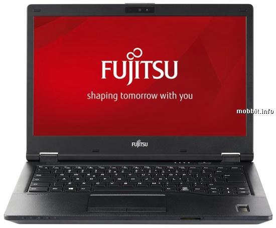Fujitsu Lifebook E-Series