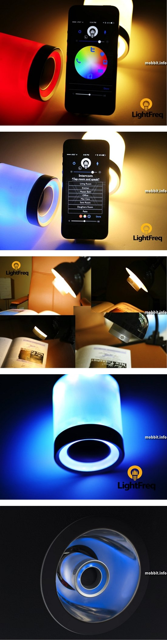 LightFreq