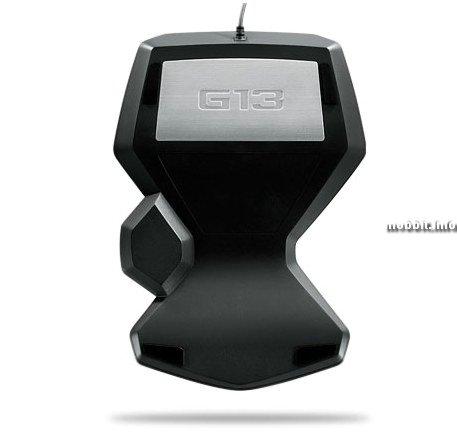 Logitech G18 и G13