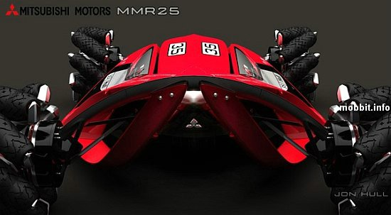 MMR25 Rally Racer