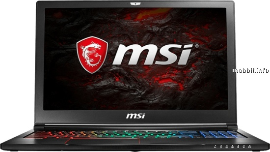 MSI GS63 7RD Stealth